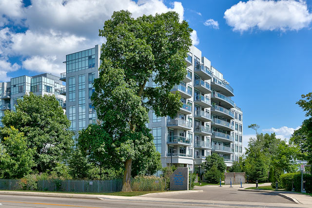 Two Bedroom Waterfront Condo For Sale at 523C-3500 Lakeshore Road West, Oakville