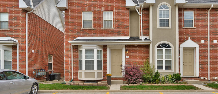 60-4200 Kilmer Drive, Burlington - Two Bedroom Townhome For Sale in Tansley